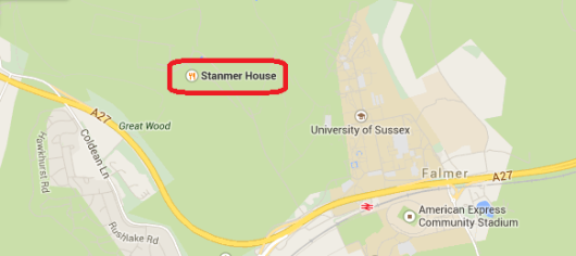 Stanmer House